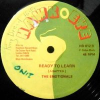 12 / THE EMOTIONALS / ROD (ROCKY
