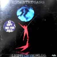 LP / KOOL & THE GANG / LIGHT OF WORLDS