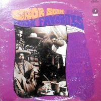 LP / SENOR SOUL / PLAYS FUNKY FAVORITES