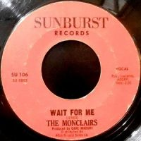 7 / THE MONCLAIRS / WAIT FOR ME / HAPPY FEET TIME