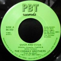 7 / CONWAY BROTHERS / OVER AND OVER / RAISE THE ROOF