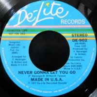 7 / MADE IN U.S.A. / NEVER GONNA LET YOU GO / SHAKE YOUR BODY