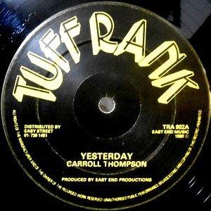 12 / CARROLL THOMPSON / YESTERDAY / ON BLYTHE STREET