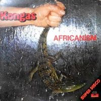 LP / KONGAS / AFRICANISM