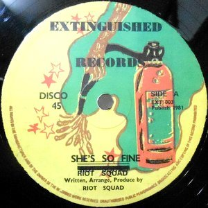 12 / RIOT SQUAD / SHE'S SO FINE / RUNNING