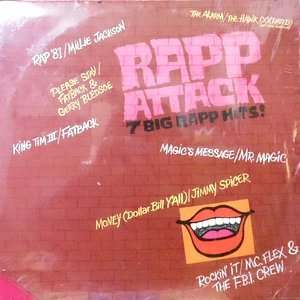 LP / V.A. / RAPP ATTACK
