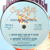 12 / SUPER WOLF / SUPER-WOLF CAN DO IT