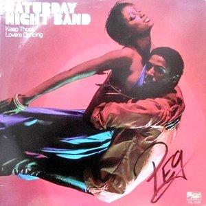 LP / SATURDAY NIGHT BAND / KEEP THOSE LOVERS DANCING
