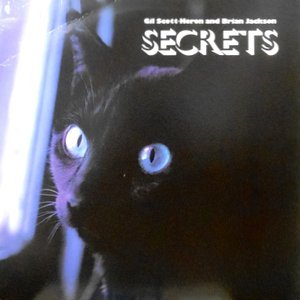 LP / GIL SCOTT-HERON AND BRIAN JACKSON / SECRETS