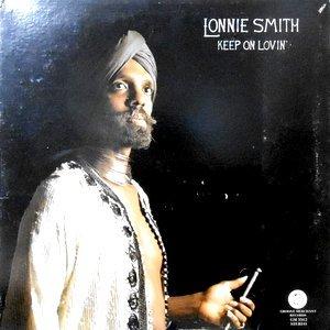 LP / LONNIE SMITH / KEEP ON LOVIN'
