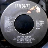 7 / GLENN JONES / ON THE FLOOR / SHOW ME