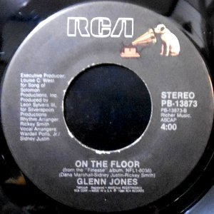 7 / GLENN JONES / ON THE FLOOR / SHOW ME