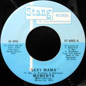 7 / MOMENTS / SEXY MAMA / WHERE CAN I FIND HER