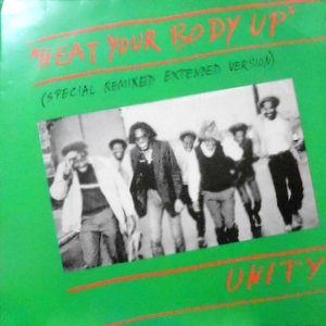 12 / UNITY / HEAT YOUR BODY UP (SPECIAL REMIXED EXTENDED VERSION)