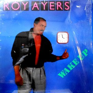 LP / ROY AYERS / WAKE UP