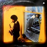 LP / GARY BARTZ / LOVE AFFAIR