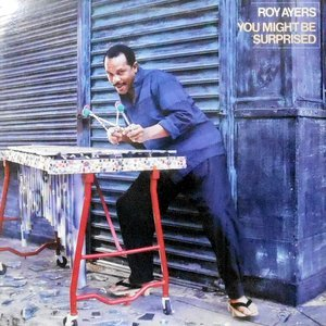 LP / ROY AYERS / YOU MIGHT BE SURPRISED