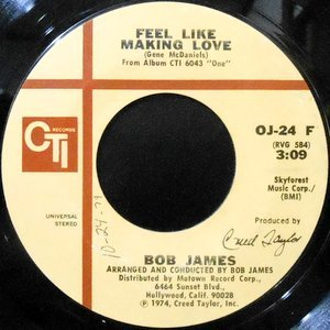 7 / BOB JAMES / FEEL LIKE MAKING LOVE / SOULERO