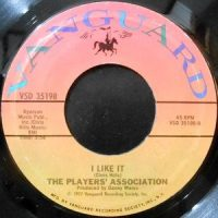 7 / THE PLAYERS ASSOCIATION / I LIKE IT / LOVE HANGOVER