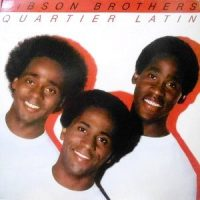 LP / GIBSON BROTHERS / QUARTIER LATIN