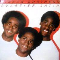 LP / GIBSON BROTHERS / QUARTIER LATIN