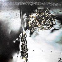 LP / GENE AMMONS / BRASSWIND