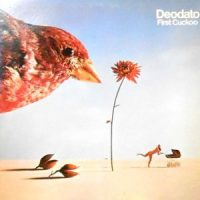 LP / DEODATO / FIRST CUCKOO
