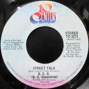 7 / BOB CREWE GENERATION / STREET TALK