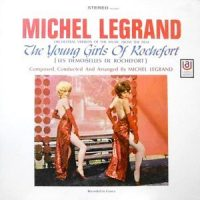 LP / MICHEL LEGRAND (O.S.T.) / THE YOUNG GIRLS OF ROCHEFORT