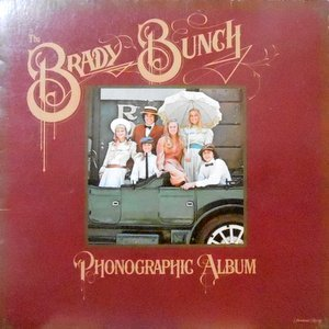 LP / BRADY BUNCH / PHONOGRAPHIC ALBUM