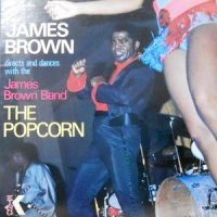 LP / JAMES BROWN / THE POPCORN