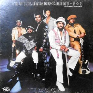 LP / THE ISLEY BROTHERS / 3+3