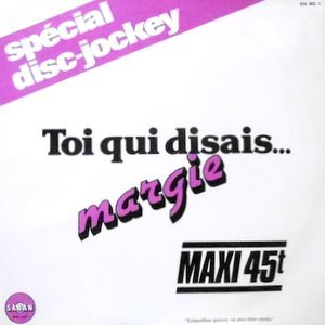 12 / MARGIE / TOI QUI DISAIS