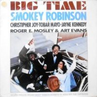 LP / O.S.T. (SMOKEY ROBINSON) / BIG TIME