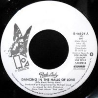 7 / PINK LADY / DANCING IN THE HALLS OF LOVE