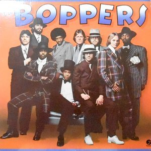 LP / L.A. BOPPERS / THE BOPPERS
