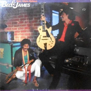 LP / BELL & JAMES / ONLY MAKE BELIEVE
