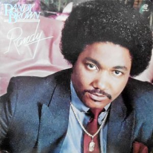 LP / RANDY BROWN / RANDY