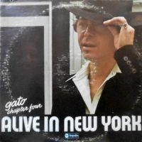 LP / GATO BARBIERI / CHAPTER FOUR ALIVE IN NEW YORK