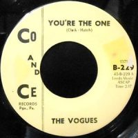7 / THE VOGUES / YOU'RE THE ONE / SOME WORDS
