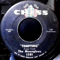7 / THE MOONGLOWS / TEMPTING / SINCERELY