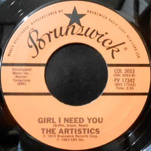 7 / ARTISTICS / GIRL I NEED YOU / I'M GONNA MISS YOU