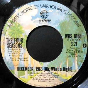 7 / FOUR SEASONS / DECEMBER, 1963 (OH, WHAT A NIGHT)