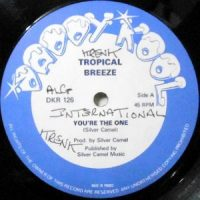 12 / TROPICAL BREEZE / YOU'RE THE ONE / ONE + ONLY DUB