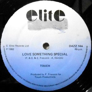 12 / TOUCH / LOVE SOMETHING SPECIAL