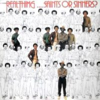 LP / REAL THING / SAINTS OR SINNERS?