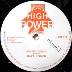 12 / JANET KENTON / GOLDEN TOUCH / LOVELY LIFE