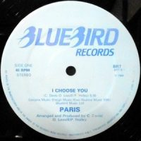 12 / PARIS / I CHOOSE YOU / PUNKIN FUNKIN