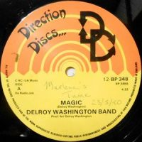 12 / DELROY WASHINGTON BAND / MAGIC