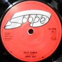 7 / JANET KAY / SILLY GAMES / DANGEROUS